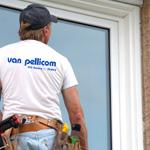 Plaatsing PVC ramen en deuren Van pellicom
