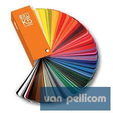 PVC gelakte coating