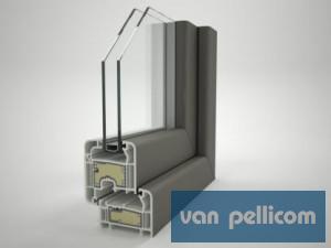 Linktrusion: hoogstaande technologie voor PVC ramen