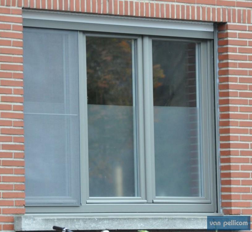 kleurvaste PVC ramen
