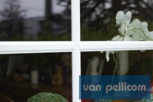 pvc ramen en deuren schoonmaken